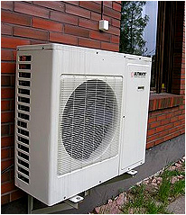 Air Source Heat Pumps available form JS Plumbing Services Limited in Doncaster